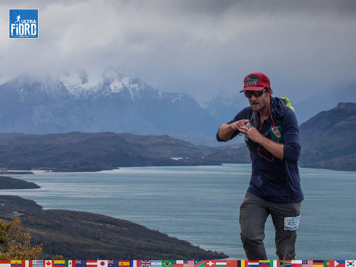 utf1904clsi0066FB; Ultra Trail Running in Patagonia, Chile; Ultra Fiord Fifth Edition 2019; Torres del Paine; Última Esperanza; Puerto Natales; Patagonia Running Ultra Trail; Claudio Silva