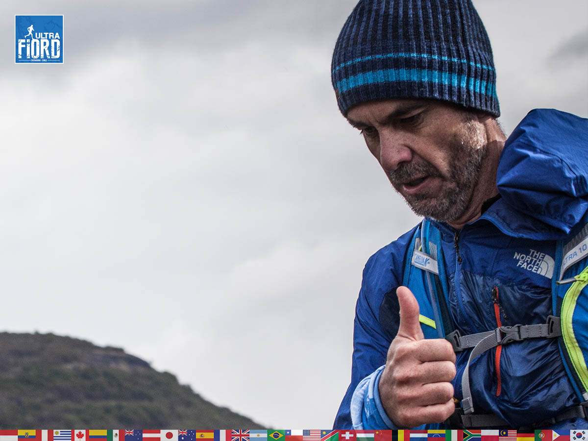 utf1904clsi0126FB; Ultra Trail Running in Patagonia, Chile; Ultra Fiord Fifth Edition 2019; Torres del Paine; Última Esperanza; Puerto Natales; Patagonia Running Ultra Trail; Claudio Silva