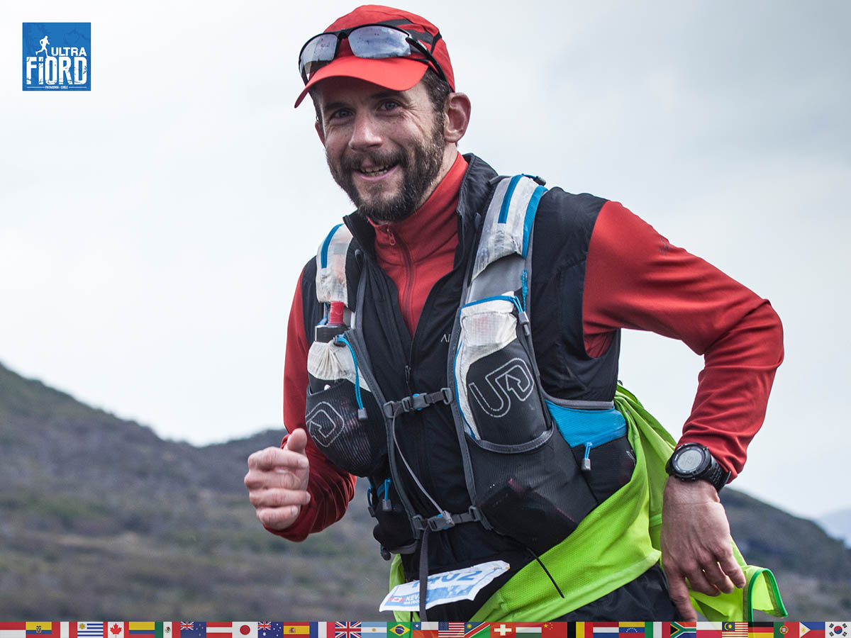 utf1904clsi0132FB; Ultra Trail Running in Patagonia, Chile; Ultra Fiord Fifth Edition 2019; Torres del Paine; Última Esperanza; Puerto Natales; Patagonia Running Ultra Trail; Claudio Silva