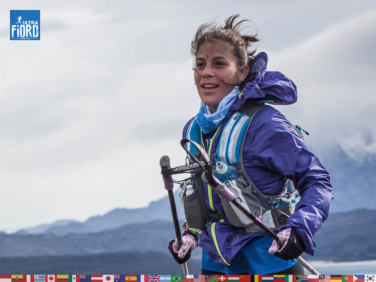 utf1904clsi0190FB; Ultra Trail Running in Patagonia, Chile; Ultra Fiord Fifth Edition 2019; Torres del Paine; Última Esperanza; Puerto Natales; Patagonia Running Ultra Trail; Claudio Silva