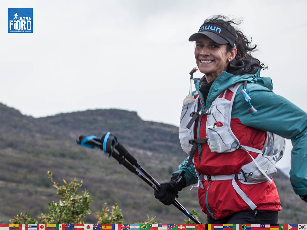 utf1904clsi0216FB Ultra Trail Running in Patagonia, Chile; Ultra Fiord Fifth Edition 2019; Torres del Paine; Última Esperanza; Puerto Natales; Patagonia Running Ultra Trail; Claudio Silva