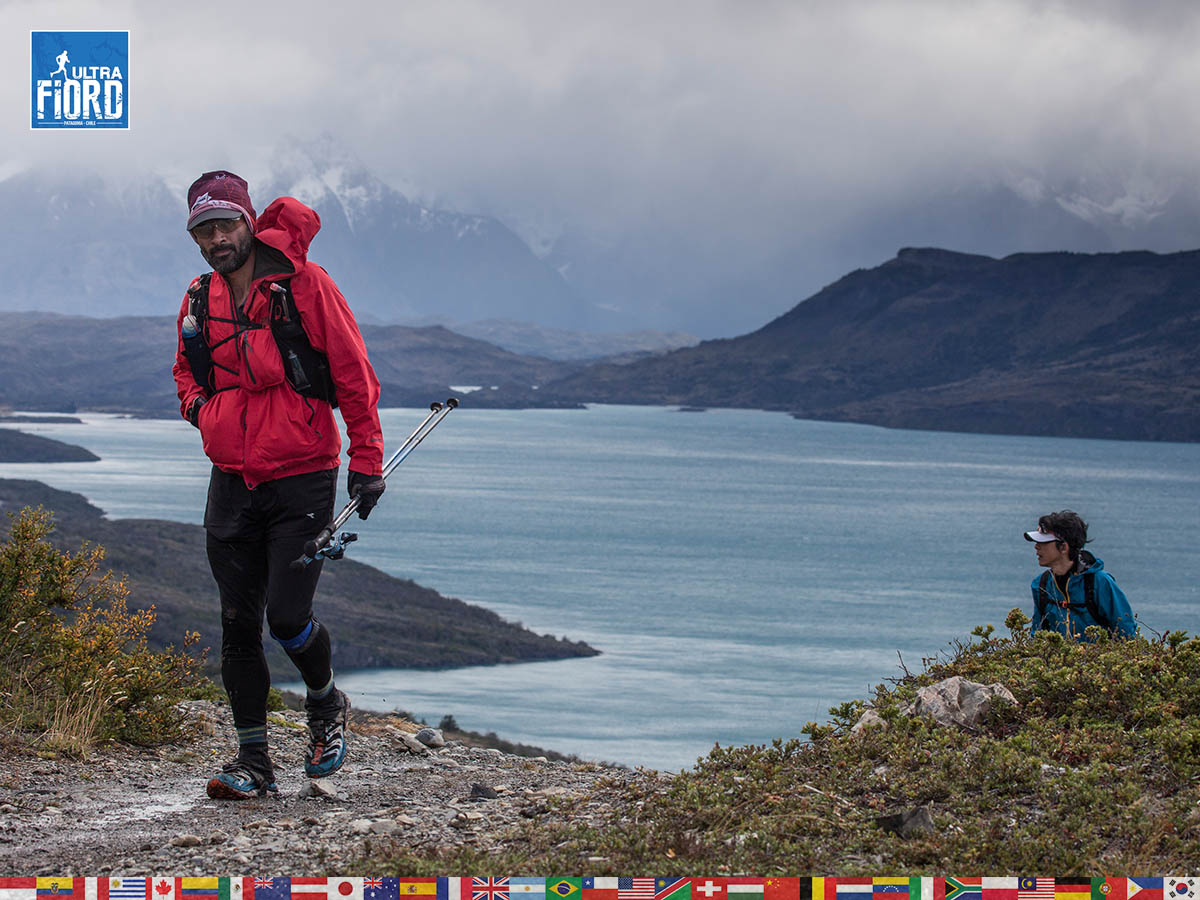 utf1904clsi0218FB Ultra Trail Running in Patagonia, Chile; Ultra Fiord Fifth Edition 2019; Torres del Paine; Última Esperanza; Puerto Natales; Patagonia Running Ultra Trail; Claudio Silva