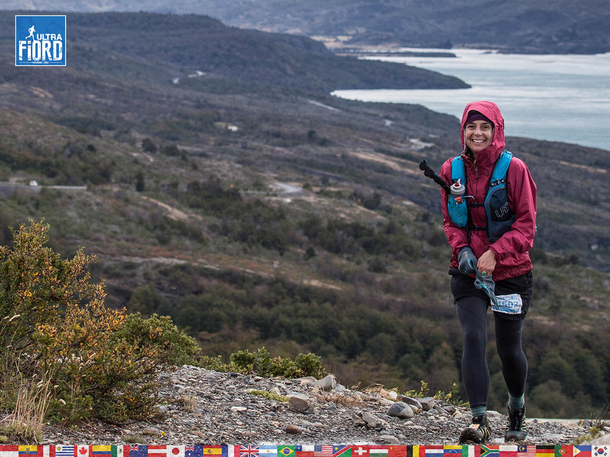 utf1904clsi0235FB Ultra Trail Running in Patagonia, Chile; Ultra Fiord Fifth Edition 2019; Torres del Paine; Última Esperanza; Puerto Natales; Patagonia Running Ultra Trail; Claudio Silva