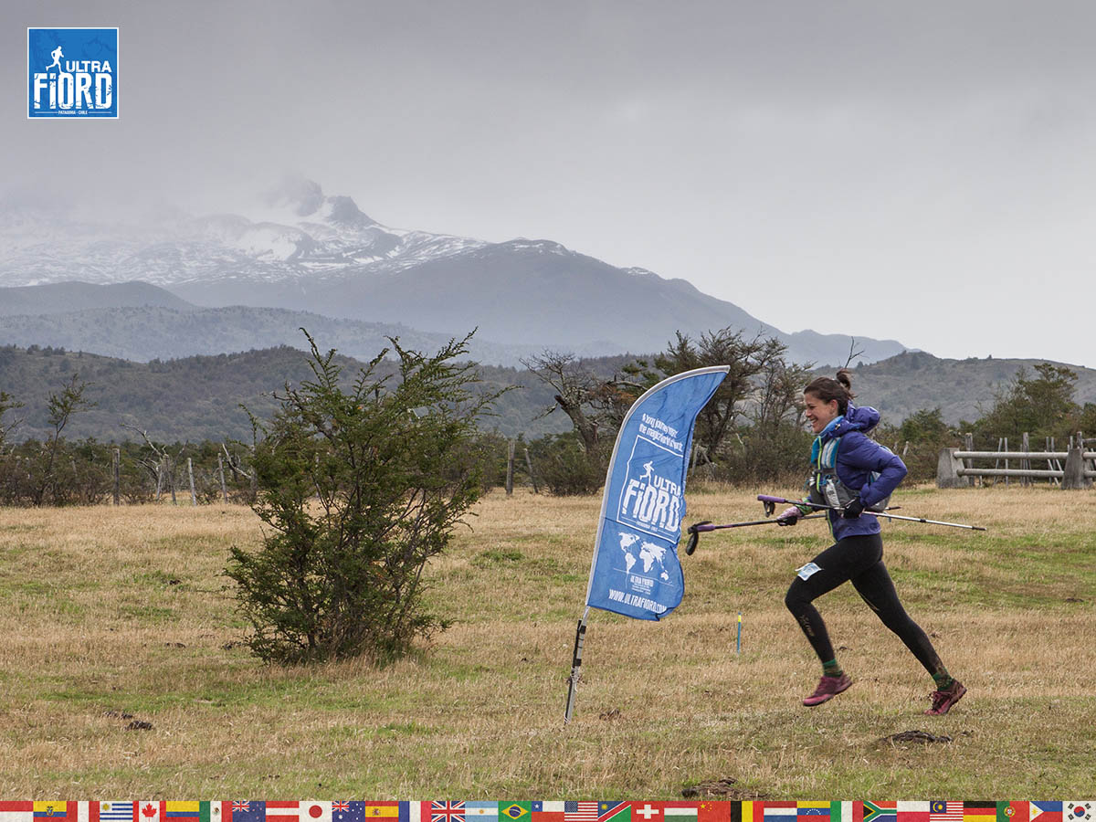 utf1904clsi0246FB Ultra Trail Running in Patagonia, Chile; Ultra Fiord Fifth Edition 2019; Torres del Paine; Última Esperanza; Puerto Natales; Patagonia Running Ultra Trail; Claudio Silva