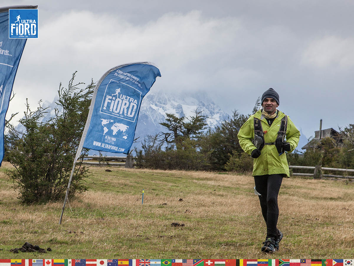 utf1904clsi0252FB Ultra Trail Running in Patagonia, Chile; Ultra Fiord Fifth Edition 2019; Torres del Paine; Última Esperanza; Puerto Natales; Patagonia Running Ultra Trail; Claudio Silva