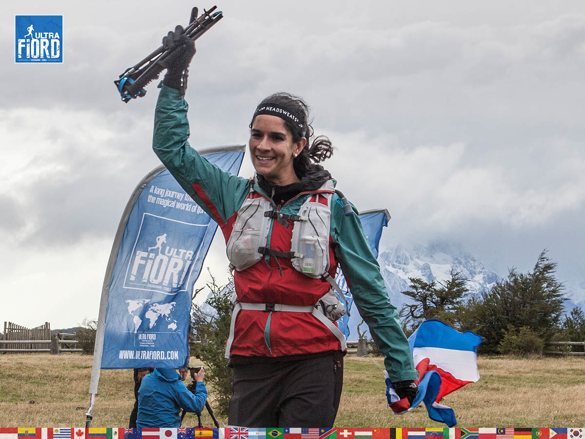 utf1904clsi0261FB Ultra Trail Running in Patagonia, Chile; Ultra Fiord Fifth Edition 2019; Torres del Paine; Última Esperanza; Puerto Natales; Patagonia Running Ultra Trail; Claudio Silva