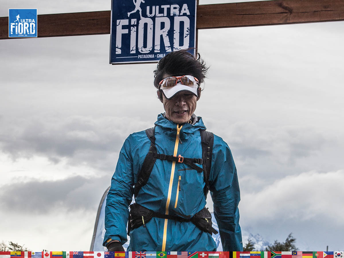 utf1904clsi0267FB Ultra Trail Running in Patagonia, Chile; Ultra Fiord Fifth Edition 2019; Torres del Paine; Última Esperanza; Puerto Natales; Patagonia Running Ultra Trail; Claudio Silva
