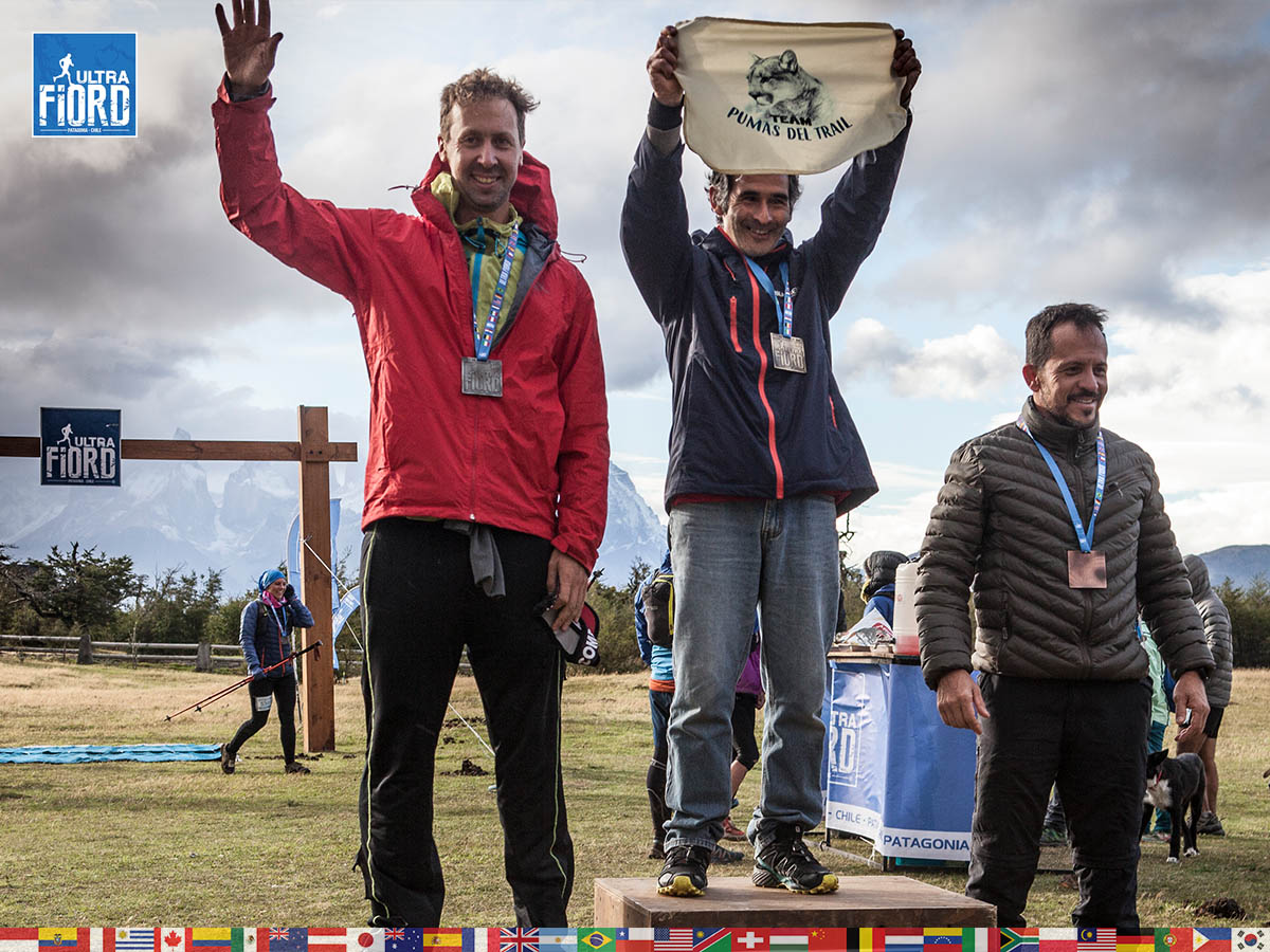 utf1904clsi0316FB; Ultra Trail Running in Patagonia, Chile; Ultra Fiord Fifth Edition 2019; Torres del Paine; Última Esperanza; Puerto Natales; Patagonia Running Ultra Trail; Claudio Silva