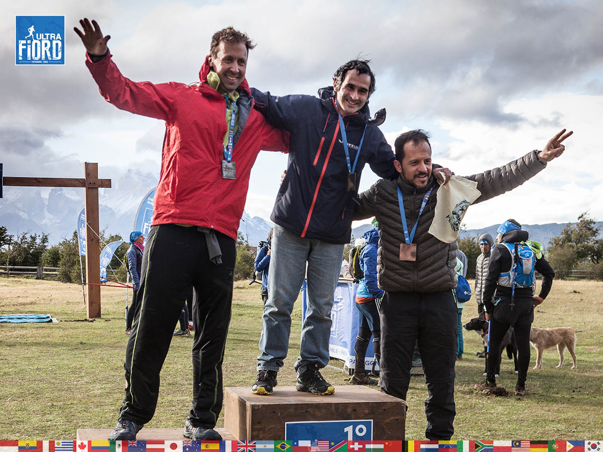 utf1904clsi0318FB; Ultra Trail Running in Patagonia, Chile; Ultra Fiord Fifth Edition 2019; Torres del Paine; Última Esperanza; Puerto Natales; Patagonia Running Ultra Trail; Claudio Silva