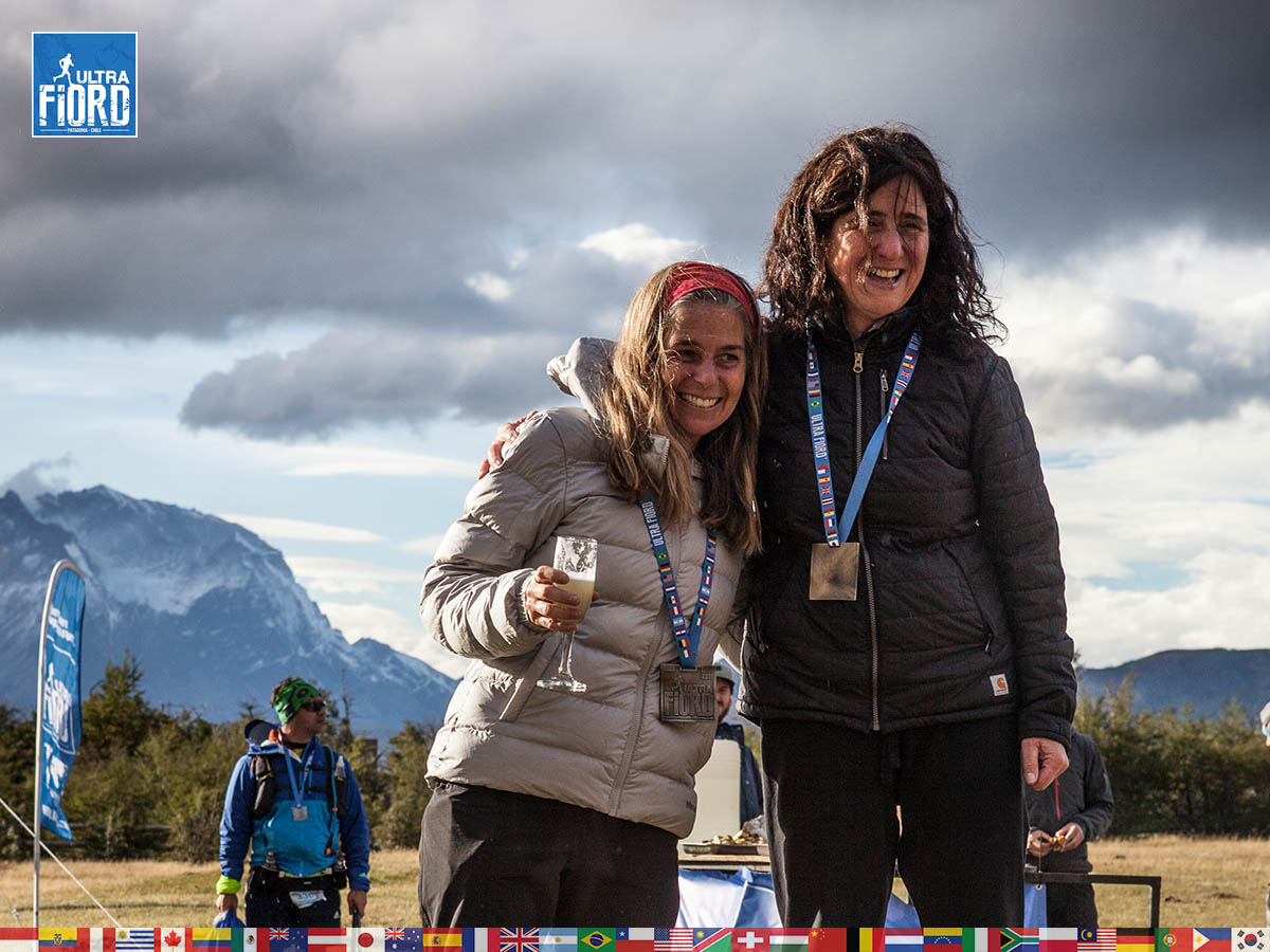 utf1904clsi0329FB; Ultra Trail Running in Patagonia, Chile; Ultra Fiord Fifth Edition 2019; Torres del Paine; Última Esperanza; Puerto Natales; Patagonia Running Ultra Trail; Claudio Silva