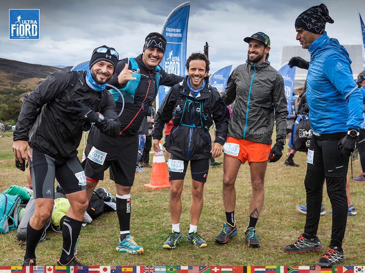 utf1904clsi9680FB; Ultra Trail Running in Patagonia, Chile; Ultra Fiord Fifth Edition 2019; Torres del Paine; Última Esperanza; Puerto Natales; Patagonia Running Ultra Trail; Claudio Silva