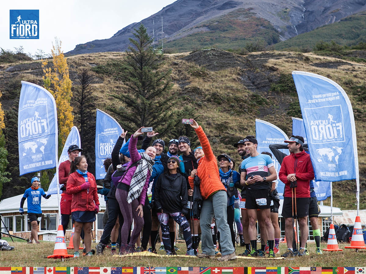 utf1904clsi9684FB; Ultra Trail Running in Patagonia, Chile; Ultra Fiord Fifth Edition 2019; Torres del Paine; Última Esperanza; Puerto Natales; Patagonia Running Ultra Trail; Claudio Silva