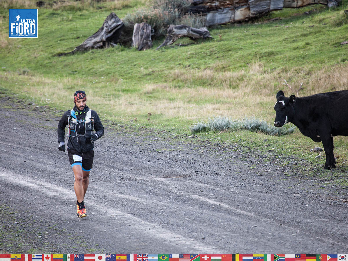 utf1904clsi9900FB; Ultra Trail Running in Patagonia, Chile; Ultra Fiord Fifth Edition 2019; Torres del Paine; Última Esperanza; Puerto Natales; Patagonia Running Ultra Trail; Claudio Silva