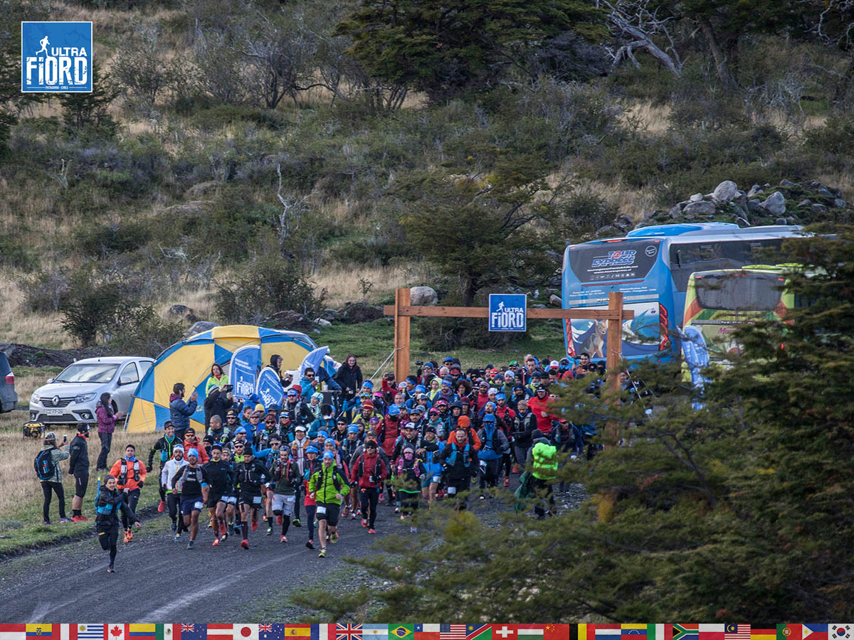 utf1904clsi9914FB; Ultra Trail Running in Patagonia, Chile; Ultra Fiord Fifth Edition 2019; Torres del Paine; Última Esperanza; Puerto Natales; Patagonia Running Ultra Trail; Claudio Silva