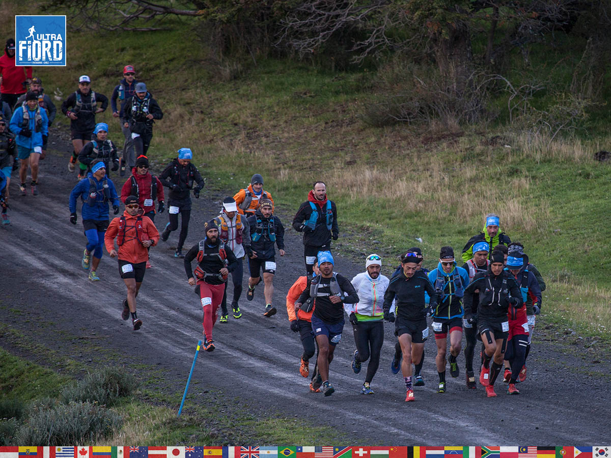 utf1904clsi9920FB; Ultra Trail Running in Patagonia, Chile; Ultra Fiord Fifth Edition 2019; Torres del Paine; Última Esperanza; Puerto Natales; Patagonia Running Ultra Trail; Claudio Silva