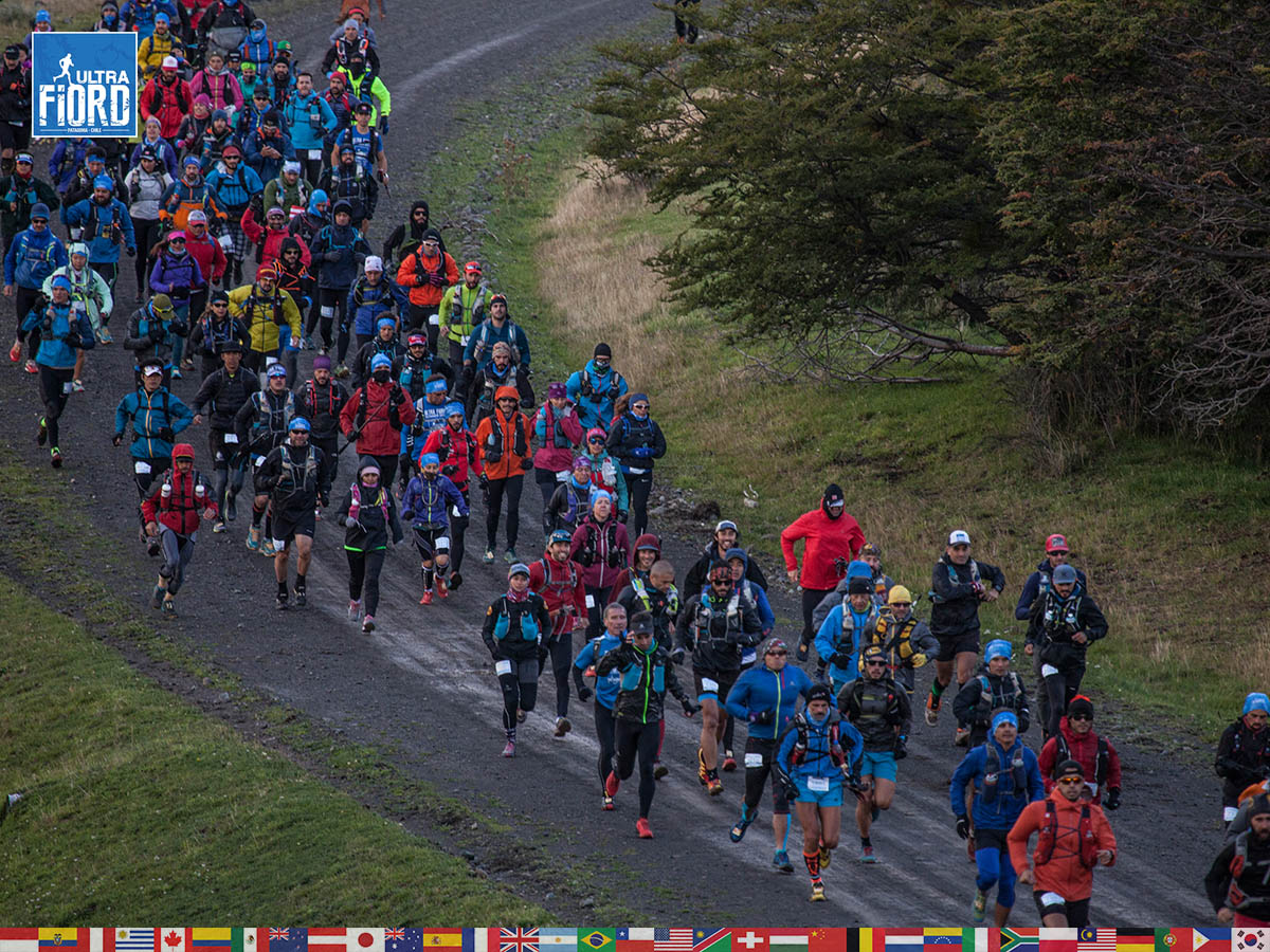 utf1904clsi9921FB; Ultra Trail Running in Patagonia, Chile; Ultra Fiord Fifth Edition 2019; Torres del Paine; Última Esperanza; Puerto Natales; Patagonia Running Ultra Trail; Claudio Silva