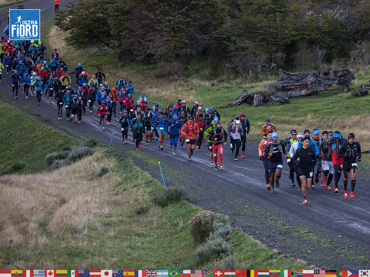 utf1904clsi9924FB; Ultra Trail Running in Patagonia, Chile; Ultra Fiord Fifth Edition 2019; Torres del Paine; Última Esperanza; Puerto Natales; Patagonia Running Ultra Trail; Claudio Silva