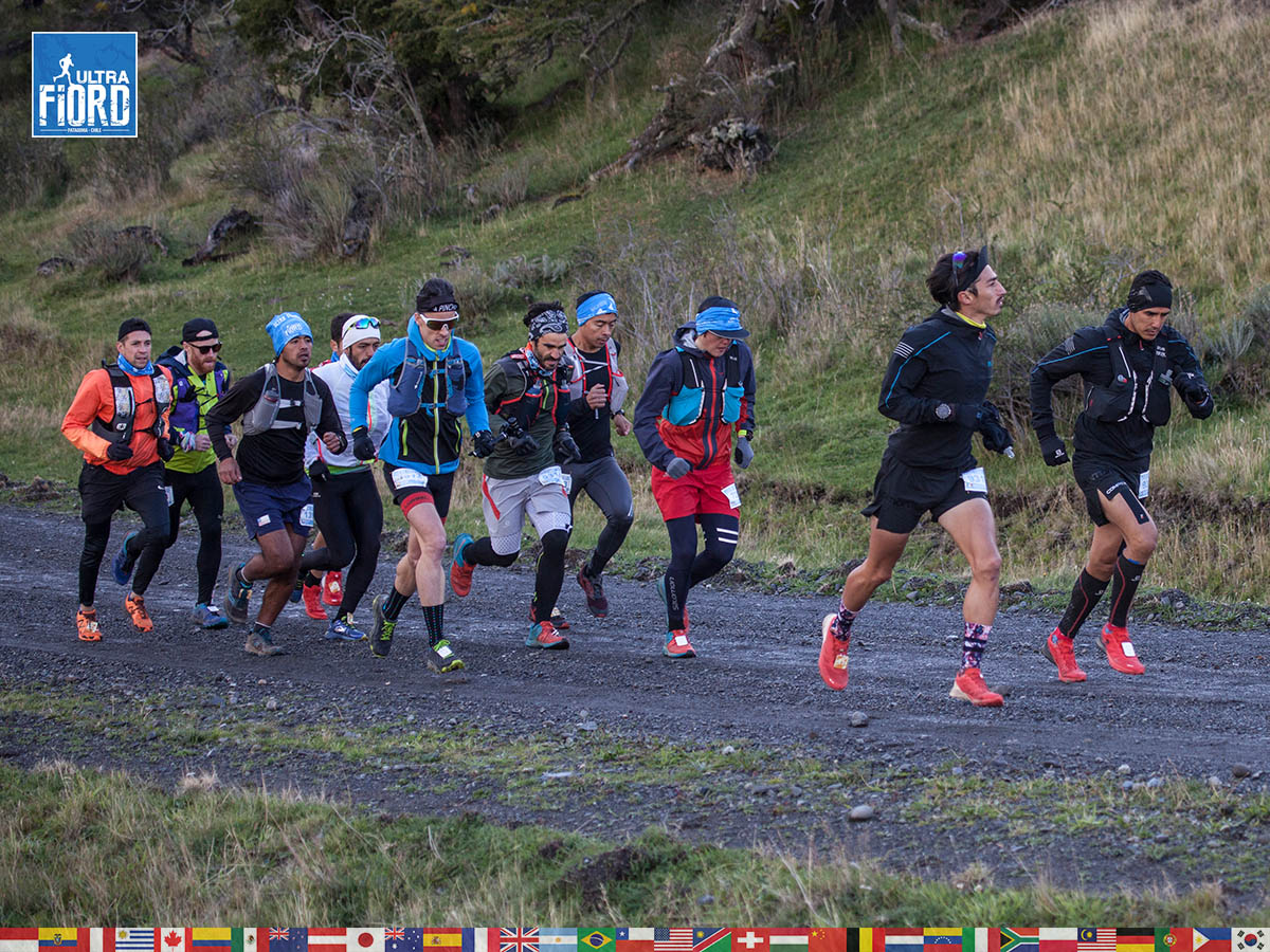 utf1904clsi9925FB; Ultra Trail Running in Patagonia, Chile; Ultra Fiord Fifth Edition 2019; Torres del Paine; Última Esperanza; Puerto Natales; Patagonia Running Ultra Trail; Claudio Silva