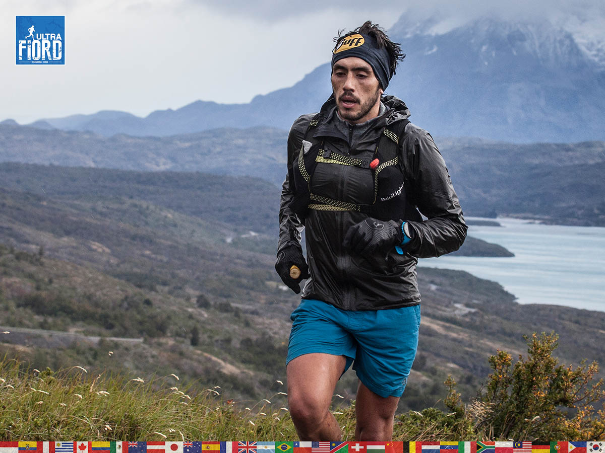 utf1904clsi9964FB; Ultra Trail Running in Patagonia, Chile; Ultra Fiord Fifth Edition 2019; Torres del Paine; Última Esperanza; Puerto Natales; Patagonia Running Ultra Trail; Claudio Silva
