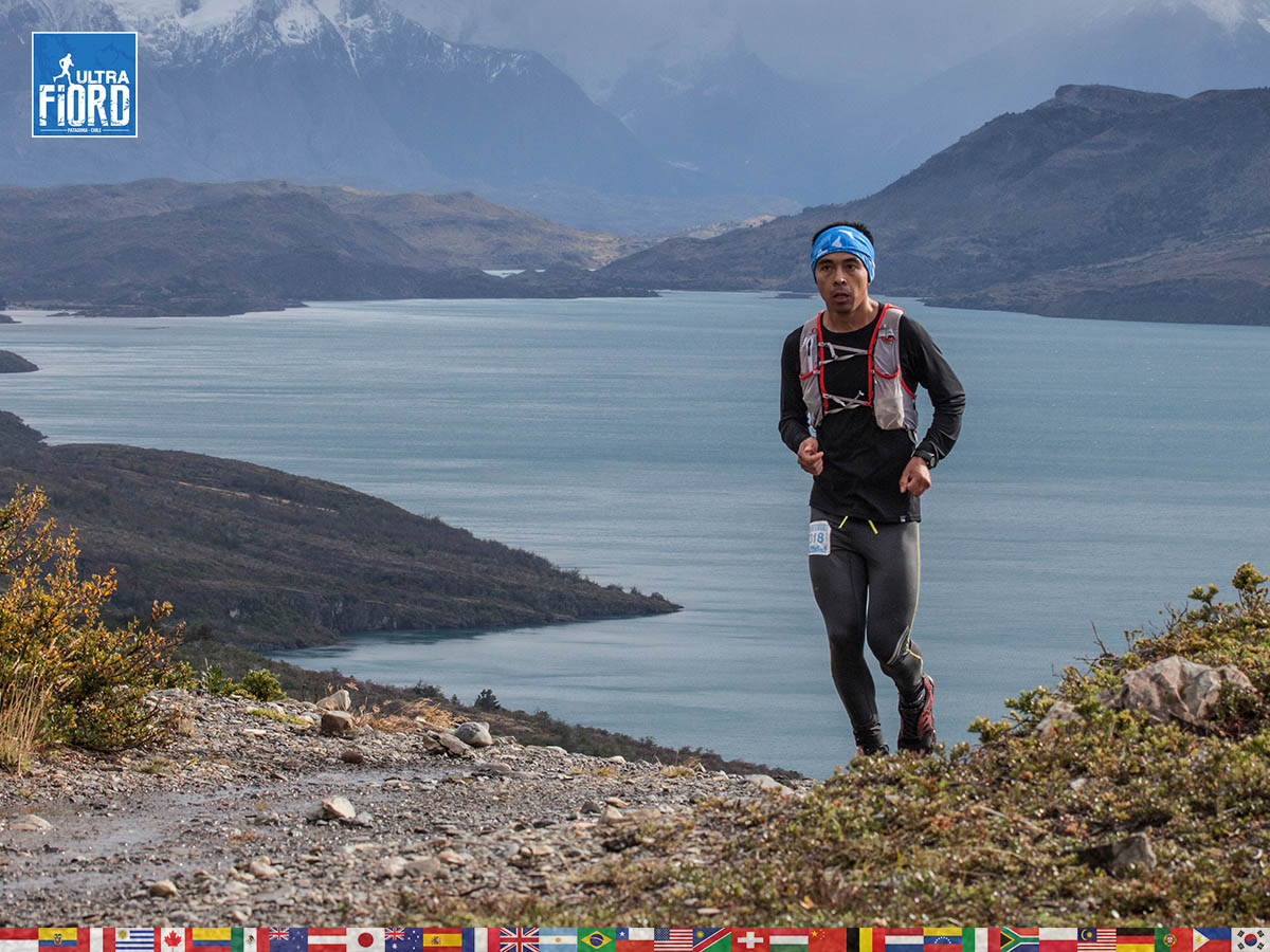 utf1904clsi9965FB; Ultra Trail Running in Patagonia, Chile; Ultra Fiord Fifth Edition 2019; Torres del Paine; Última Esperanza; Puerto Natales; Patagonia Running Ultra Trail; Claudio Silva