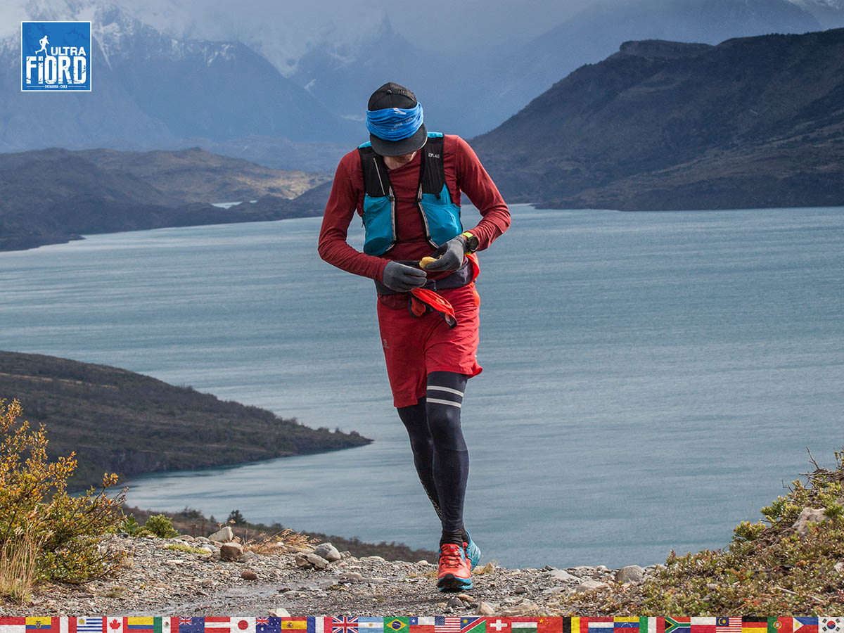 utf1904clsi9971FB; Ultra Trail Running in Patagonia, Chile; Ultra Fiord Fifth Edition 2019; Torres del Paine; Última Esperanza; Puerto Natales; Patagonia Running Ultra Trail; Claudio Silva