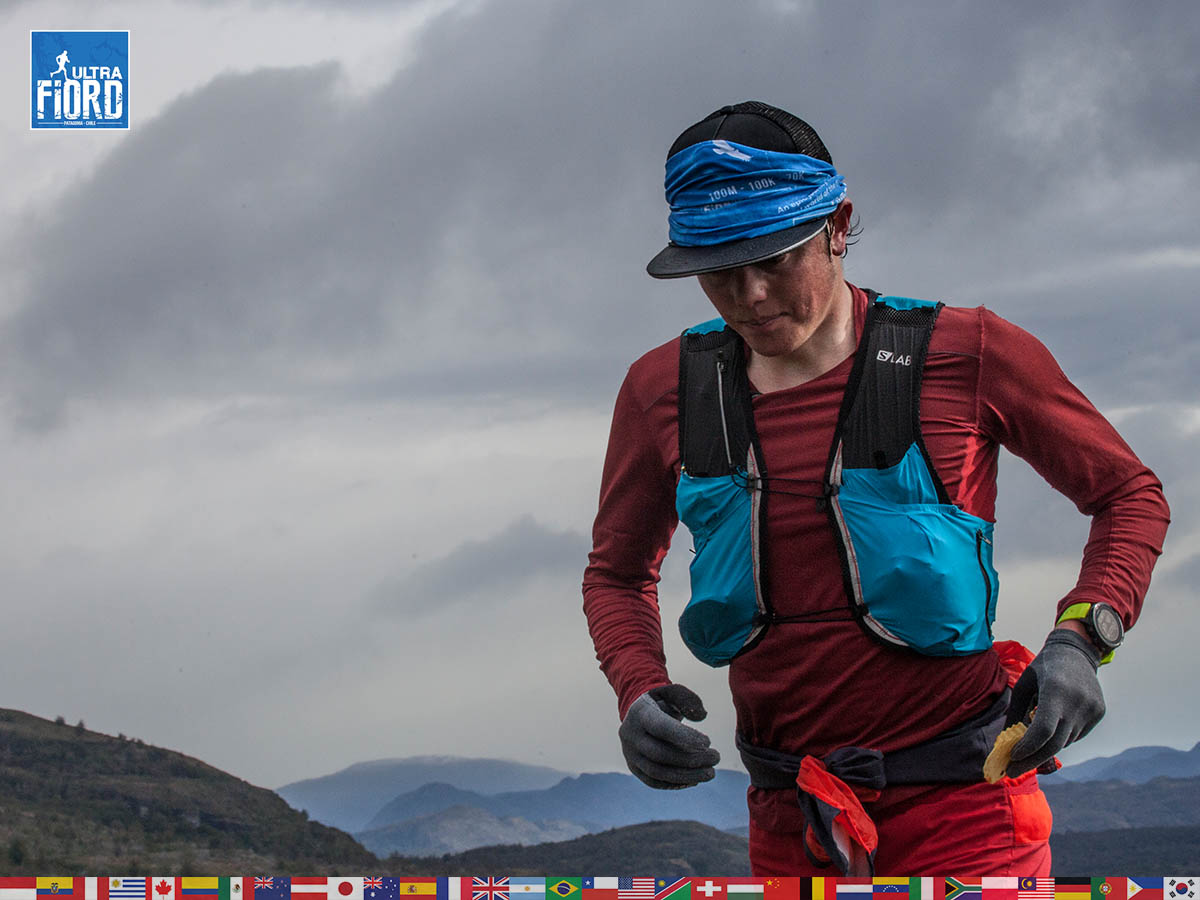 utf1904clsi9972FB; Ultra Trail Running in Patagonia, Chile; Ultra Fiord Fifth Edition 2019; Torres del Paine; Última Esperanza; Puerto Natales; Patagonia Running Ultra Trail; Claudio Silva