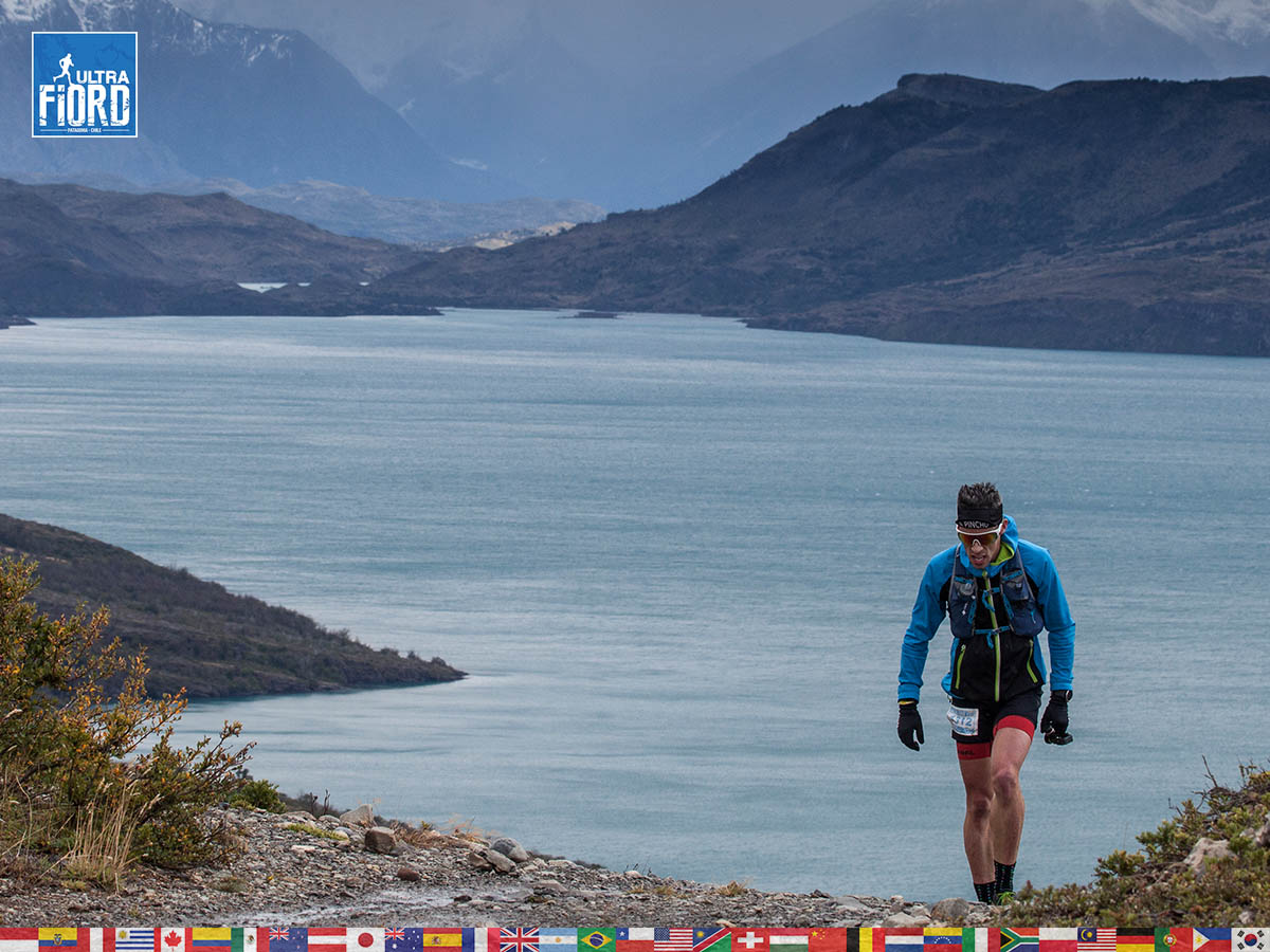utf1904clsi9988FB; Ultra Trail Running in Patagonia, Chile; Ultra Fiord Fifth Edition 2019; Torres del Paine; Última Esperanza; Puerto Natales; Patagonia Running Ultra Trail; Claudio Silva