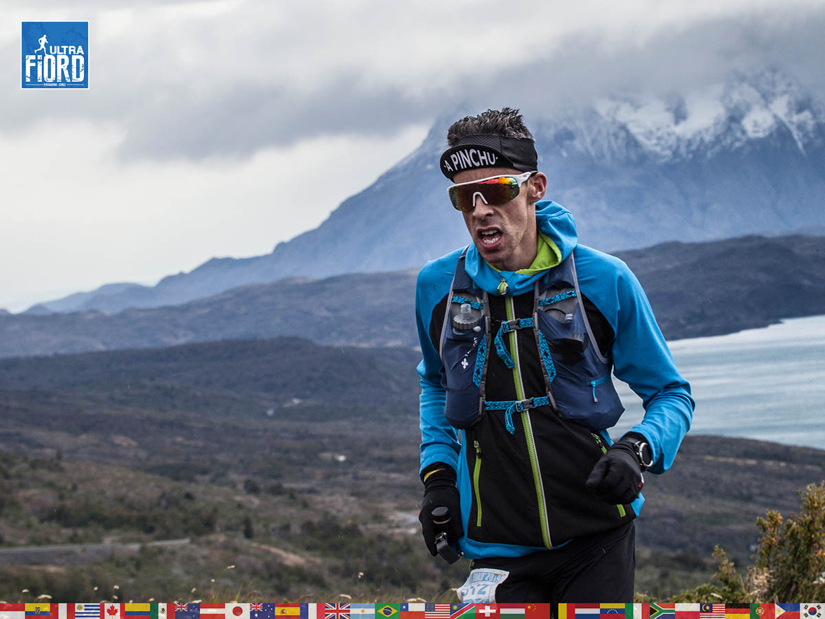 utf1904clsi9991FB; Ultra Trail Running in Patagonia, Chile; Ultra Fiord Fifth Edition 2019; Torres del Paine; Última Esperanza; Puerto Natales; Patagonia Running Ultra Trail; Claudio Silva