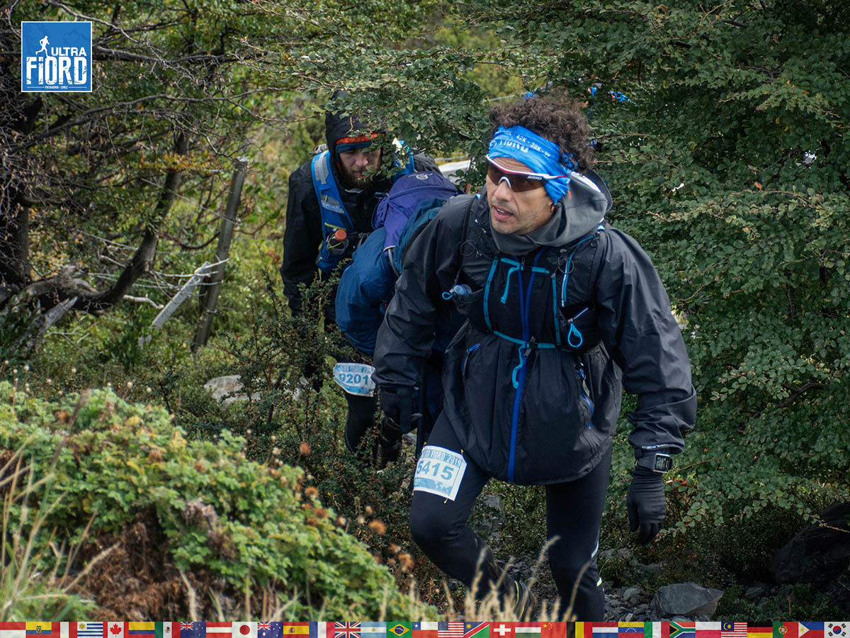 utf1904lues101FB; Ultra Trail Running in Patagonia, Chile; Ultra Fiord Fifth Edition 2019; Torres del Paine; Última Esperanza; Puerto Natales; Patagonia Running Ultra Trail; Luis Espinoza