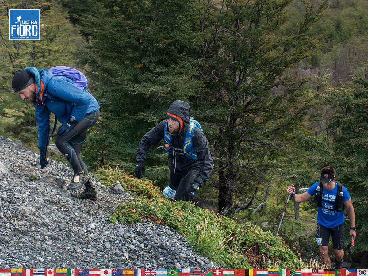 utf1904lues103FB; Ultra Trail Running in Patagonia, Chile; Ultra Fiord Fifth Edition 2019; Torres del Paine; Última Esperanza; Puerto Natales; Patagonia Running Ultra Trail; Luis Espinoza