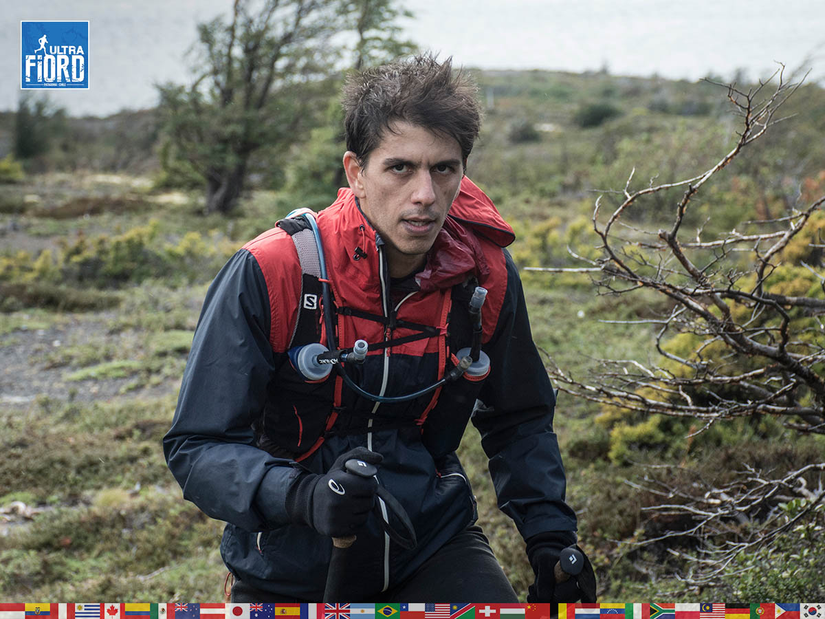 utf1904lues108aFB; Ultra Trail Running in Patagonia, Chile; Ultra Fiord Fifth Edition 2019; Torres del Paine; Última Esperanza; Puerto Natales; Patagonia Running Ultra Trail; Luis Espinoza