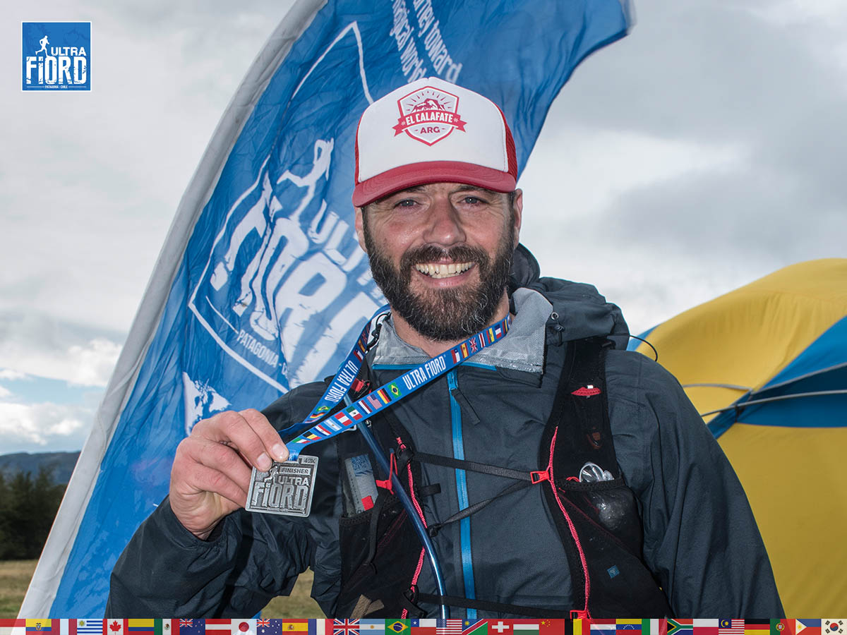 utf1904lues109FB; Ultra Trail Running in Patagonia, Chile; Ultra Fiord Fifth Edition 2019; Torres del Paine; Última Esperanza; Puerto Natales; Patagonia Running Ultra Trail; Luis Espinoza
