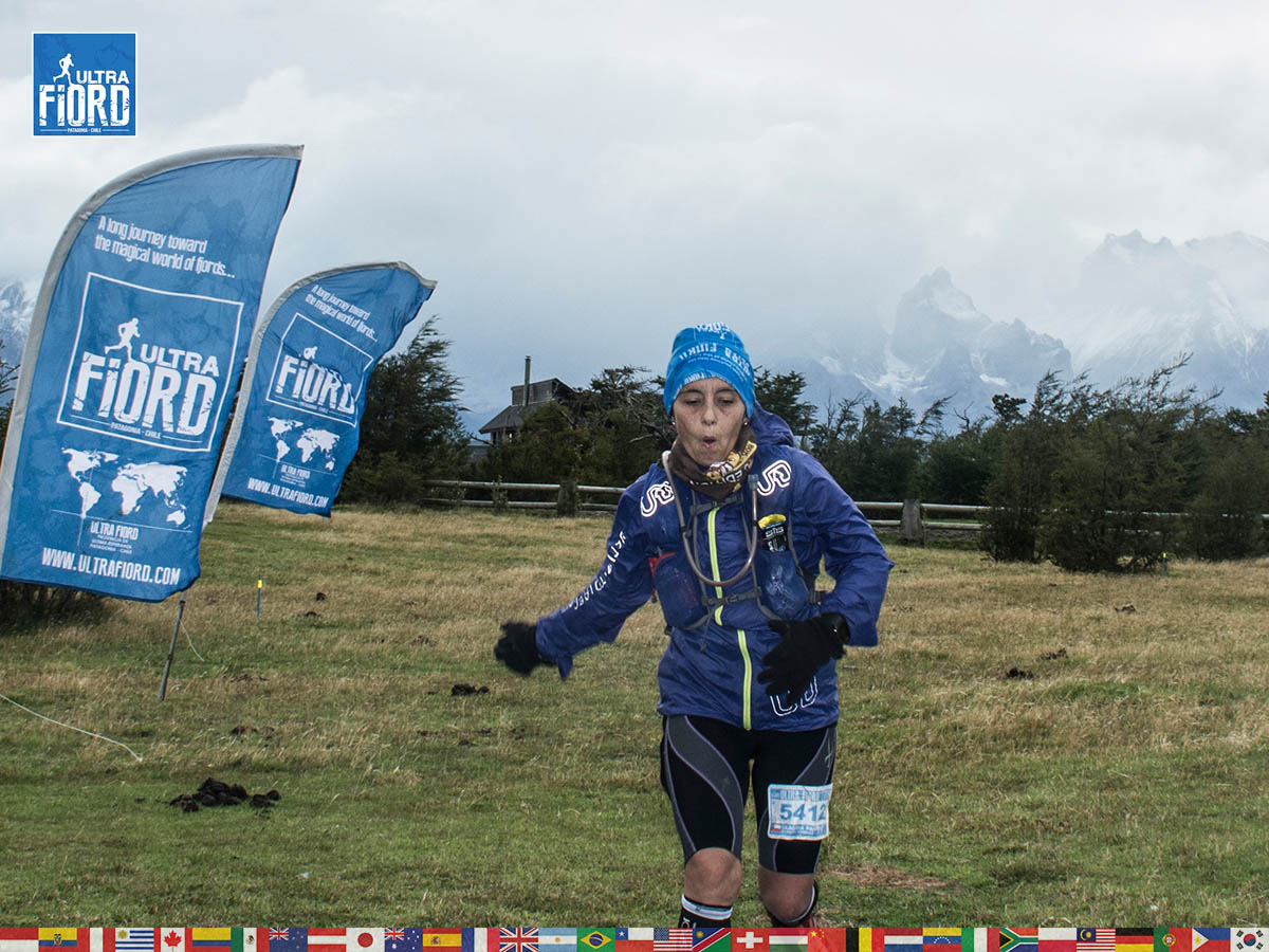 utf1904lues110FB; Ultra Trail Running in Patagonia, Chile; Ultra Fiord Fifth Edition 2019; Torres del Paine; Última Esperanza; Puerto Natales; Patagonia Running Ultra Trail; Luis Espinoza