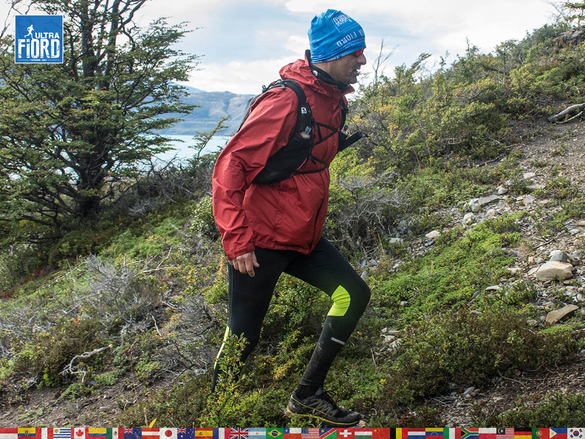 utf1904lues111FB; Ultra Trail Running in Patagonia, Chile; Ultra Fiord Fifth Edition 2019; Torres del Paine; Última Esperanza; Puerto Natales; Patagonia Running Ultra Trail; Luis Espinoza