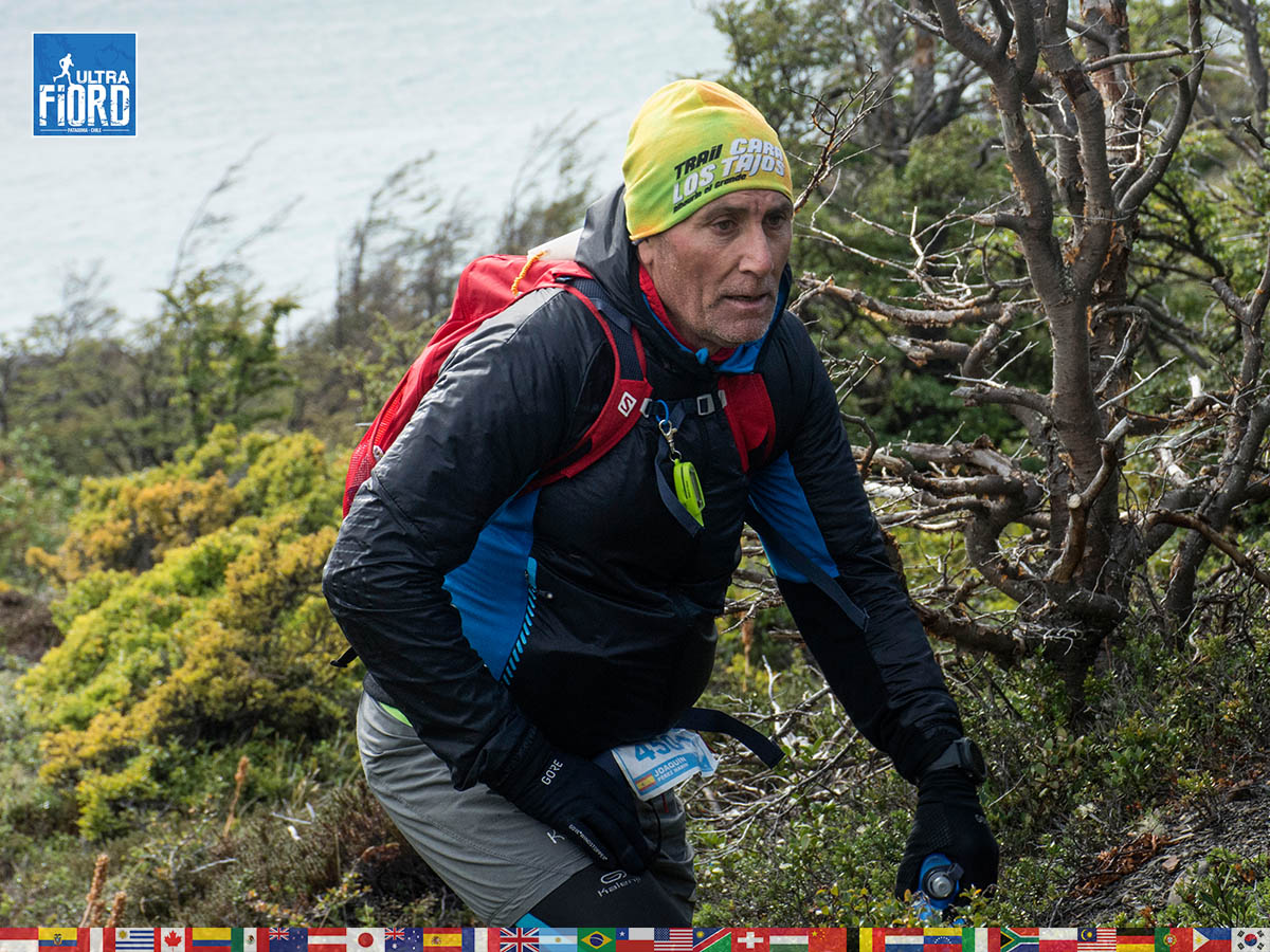 utf1904lues113FB; Ultra Trail Running in Patagonia, Chile; Ultra Fiord Fifth Edition 2019; Torres del Paine; Última Esperanza; Puerto Natales; Patagonia Running Ultra Trail; Luis Espinoza