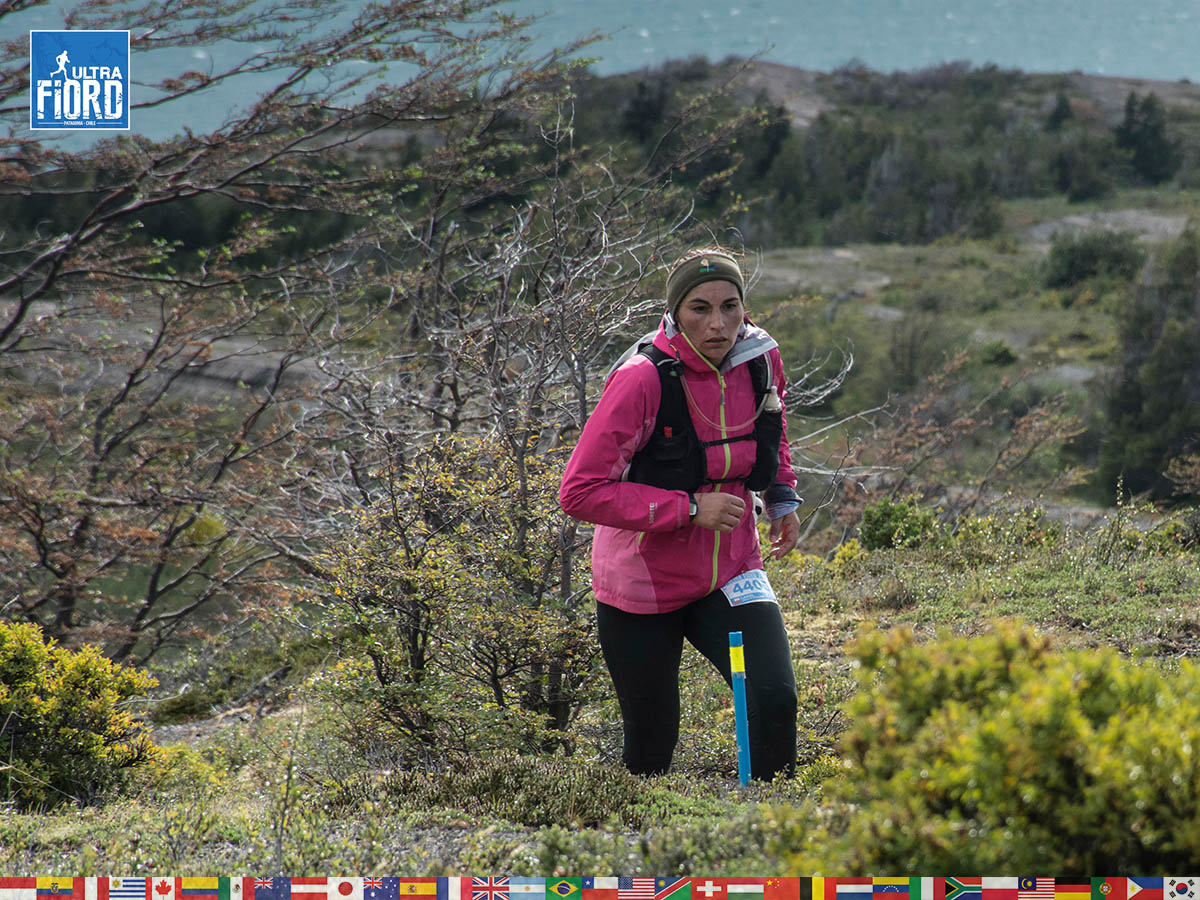 utf1904lues116FB; Ultra Trail Running in Patagonia, Chile; Ultra Fiord Fifth Edition 2019; Torres del Paine; Última Esperanza; Puerto Natales; Patagonia Running Ultra Trail; Luis Espinoza