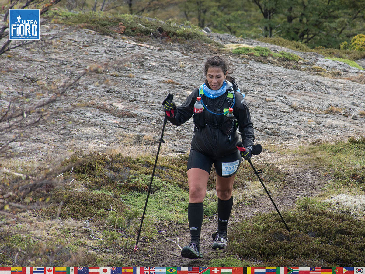 utf1904lues118FB; Ultra Trail Running in Patagonia, Chile; Ultra Fiord Fifth Edition 2019; Torres del Paine; Última Esperanza; Puerto Natales; Patagonia Running Ultra Trail; Luis Espinoza