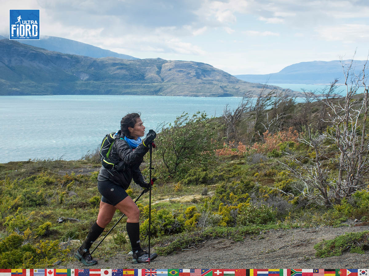 utf1904lues120FB; Ultra Trail Running in Patagonia, Chile; Ultra Fiord Fifth Edition 2019; Torres del Paine; Última Esperanza; Puerto Natales; Patagonia Running Ultra Trail; Luis Espinoza