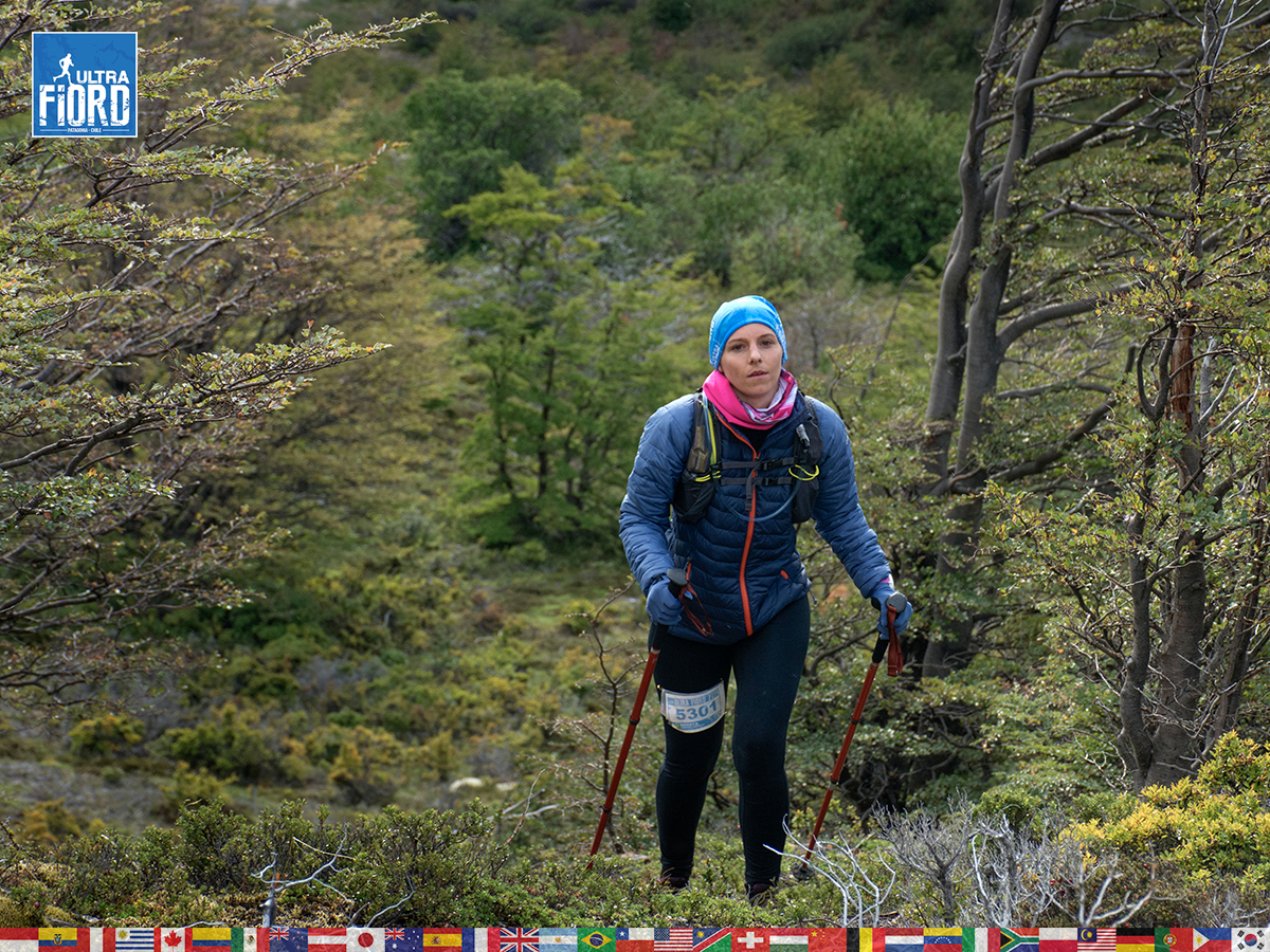utf1904lues126FB; Ultra Trail Running in Patagonia, Chile; Ultra Fiord Fifth Edition 2019; Torres del Paine; Última Esperanza; Puerto Natales; Patagonia Running Ultra Trail; Luis Espinoza