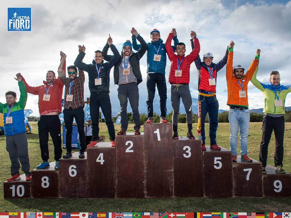 utf1904lues138FB; Ultra Trail Running in Patagonia, Chile; Ultra Fiord Fifth Edition 2019; Torres del Paine; Última Esperanza; Puerto Natales; Patagonia Running Ultra Trail; Luis Espinoza