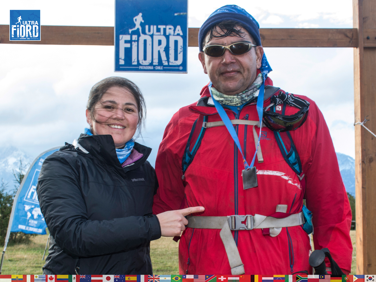 utf1904lues148FB; Ultra Trail Running in Patagonia, Chile; Ultra Fiord Fifth Edition 2019; Torres del Paine; Última Esperanza; Puerto Natales; Patagonia Running Ultra Trail; Luis Espinoza