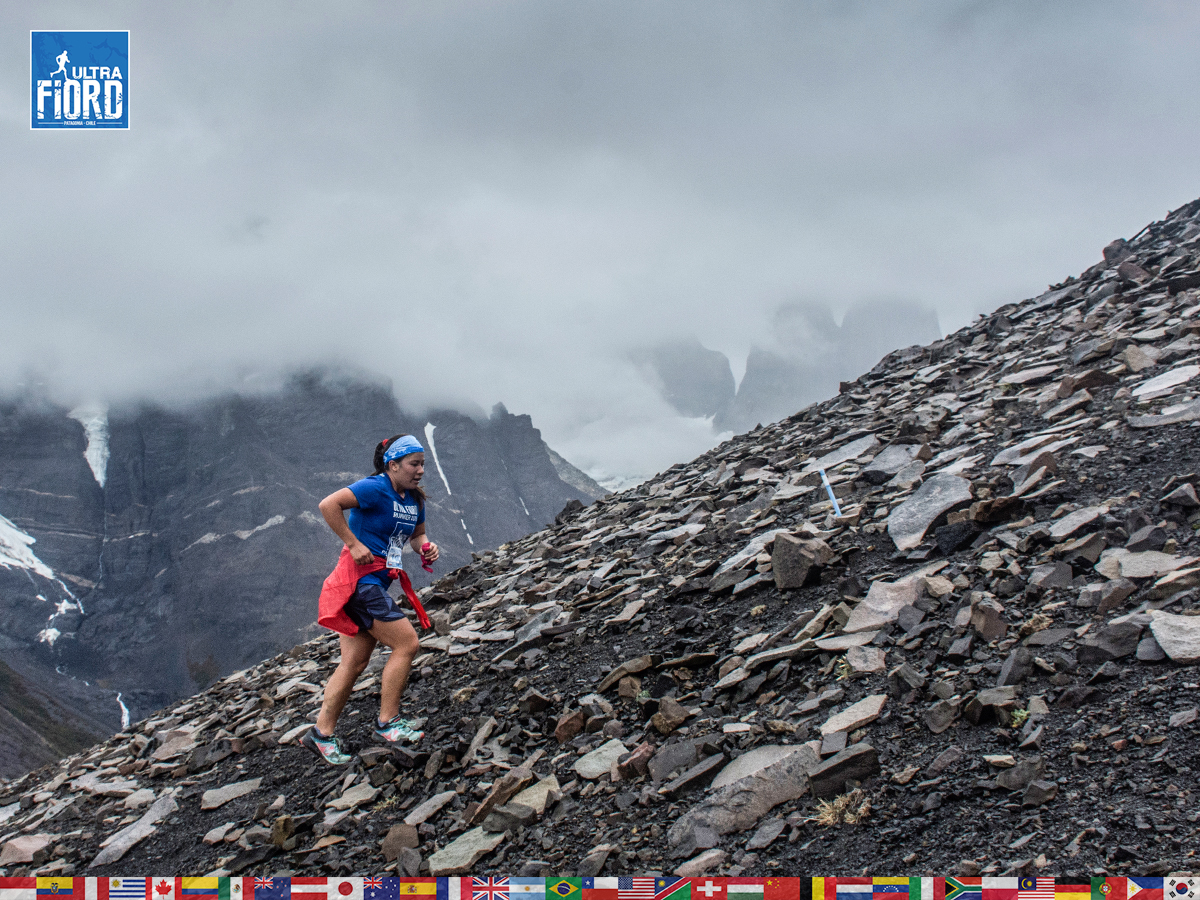 utf1904lues14FButf1904lues02FB; Ultra Trail Running in Patagonia, Chile; Ultra Fiord Fifth Edition 2019; Torres del Paine; Última Esperanza; Puerto Natales; Patagonia Running Ultra Trail; Luis Espinoza