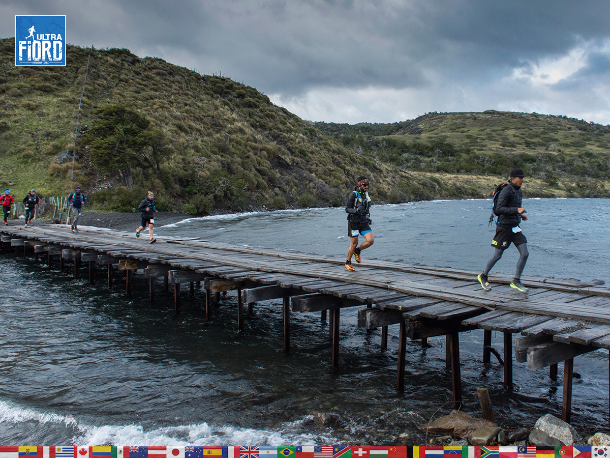 utf1904lues28FButf1904lues02FB; Ultra Trail Running in Patagonia, Chile; Ultra Fiord Fifth Edition 2019; Torres del Paine; Última Esperanza; Puerto Natales; Patagonia Running Ultra Trail; Luis Espinoza