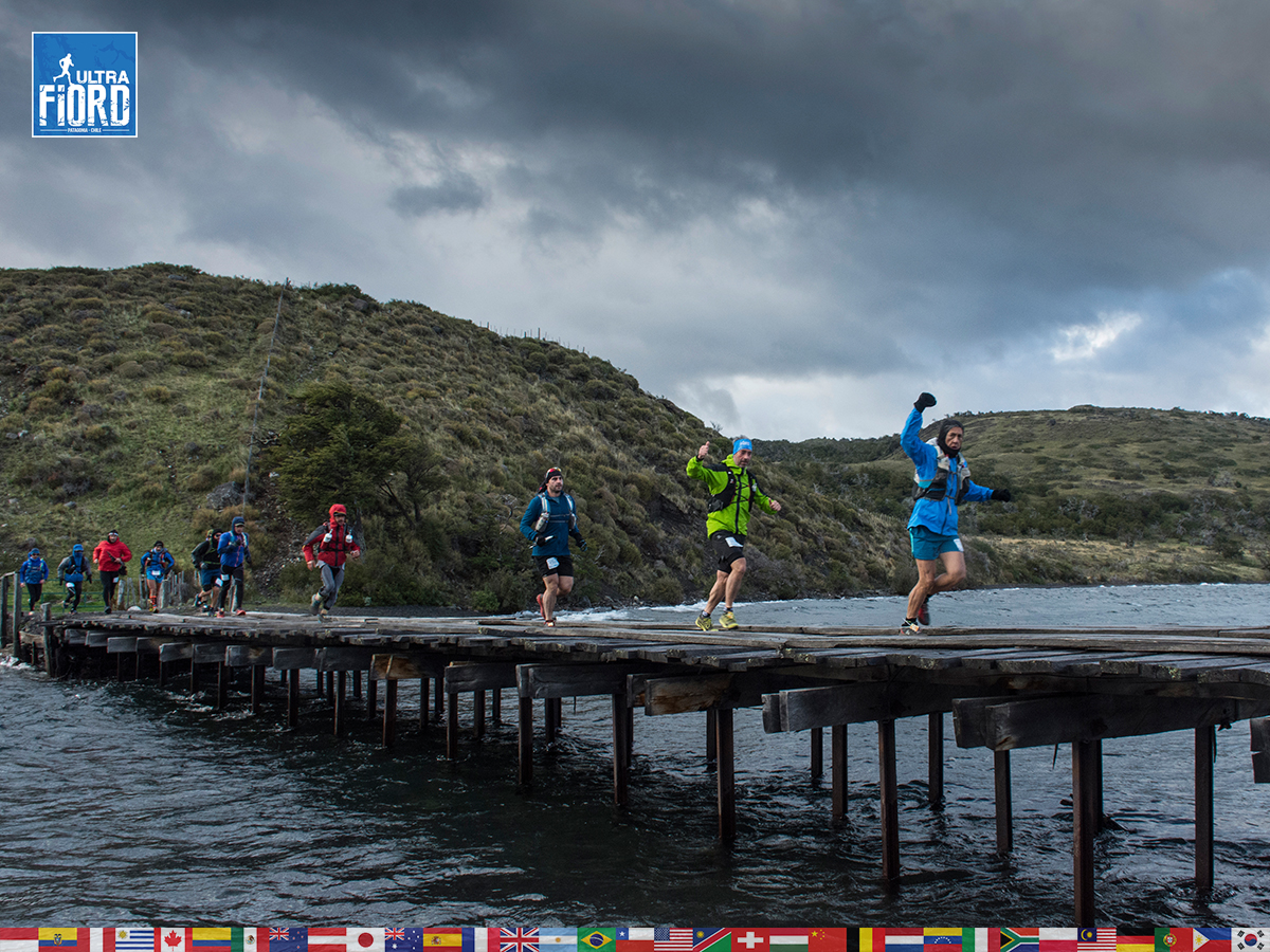 utf1904lues30FB; Ultra Trail Running in Patagonia, Chile; Ultra Fiord Fifth Edition 2019; Torres del Paine; Última Esperanza; Puerto Natales; Patagonia Running Ultra Trail; Luis Espinoza