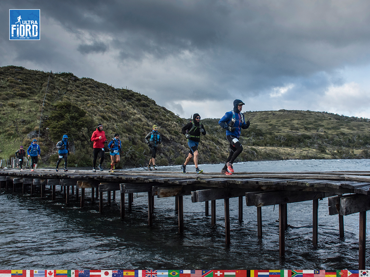 utf1904lues32FB; Ultra Trail Running in Patagonia, Chile; Ultra Fiord Fifth Edition 2019; Torres del Paine; Última Esperanza; Puerto Natales; Patagonia Running Ultra Trail; Luis Espinoza