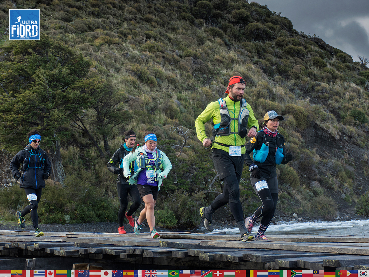 utf1904lues34FB; Ultra Trail Running in Patagonia, Chile; Ultra Fiord Fifth Edition 2019; Torres del Paine; Última Esperanza; Puerto Natales; Patagonia Running Ultra Trail; Luis Espinoza