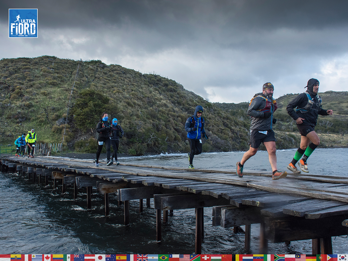 utf1904lues38FB; Ultra Trail Running in Patagonia, Chile; Ultra Fiord Fifth Edition 2019; Torres del Paine; Última Esperanza; Puerto Natales; Patagonia Running Ultra Trail; Luis Espinoza