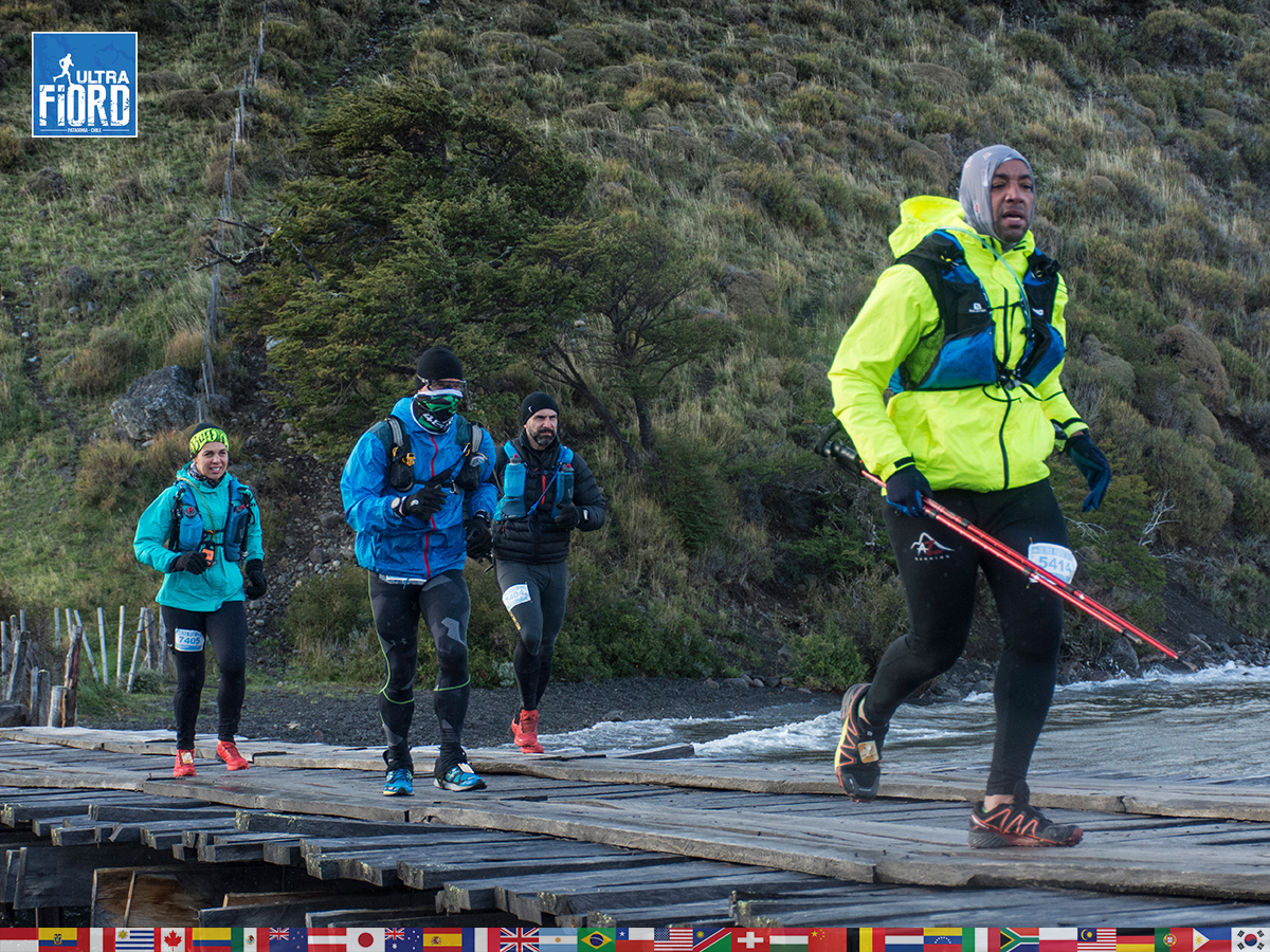 utf1904lues39FB; Ultra Trail Running in Patagonia, Chile; Ultra Fiord Fifth Edition 2019; Torres del Paine; Última Esperanza; Puerto Natales; Patagonia Running Ultra Trail; Luis Espinoza