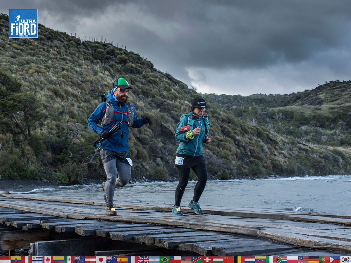 utf1904lues40FB; Ultra Trail Running in Patagonia, Chile; Ultra Fiord Fifth Edition 2019; Torres del Paine; Última Esperanza; Puerto Natales; Patagonia Running Ultra Trail; Luis Espinoza