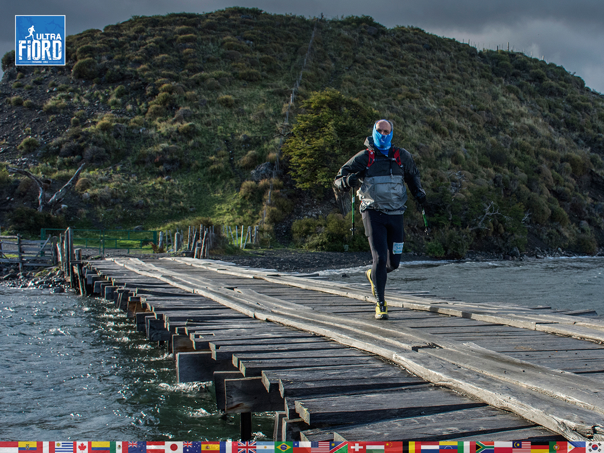 utf1904lues45FB; Ultra Trail Running in Patagonia, Chile; Ultra Fiord Fifth Edition 2019; Torres del Paine; Última Esperanza; Puerto Natales; Patagonia Running Ultra Trail; Luis Espinoza